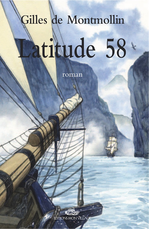 latitude 58 - publications