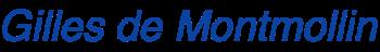 Gilles de Montmollin Logo